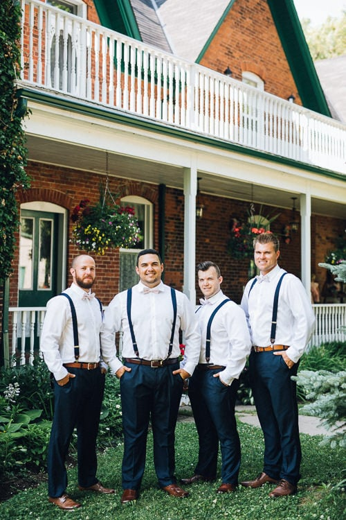 Beamer Falls Manor Wedding