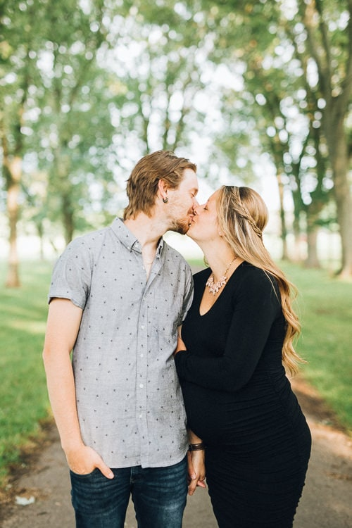 Niagara Maternity Photos