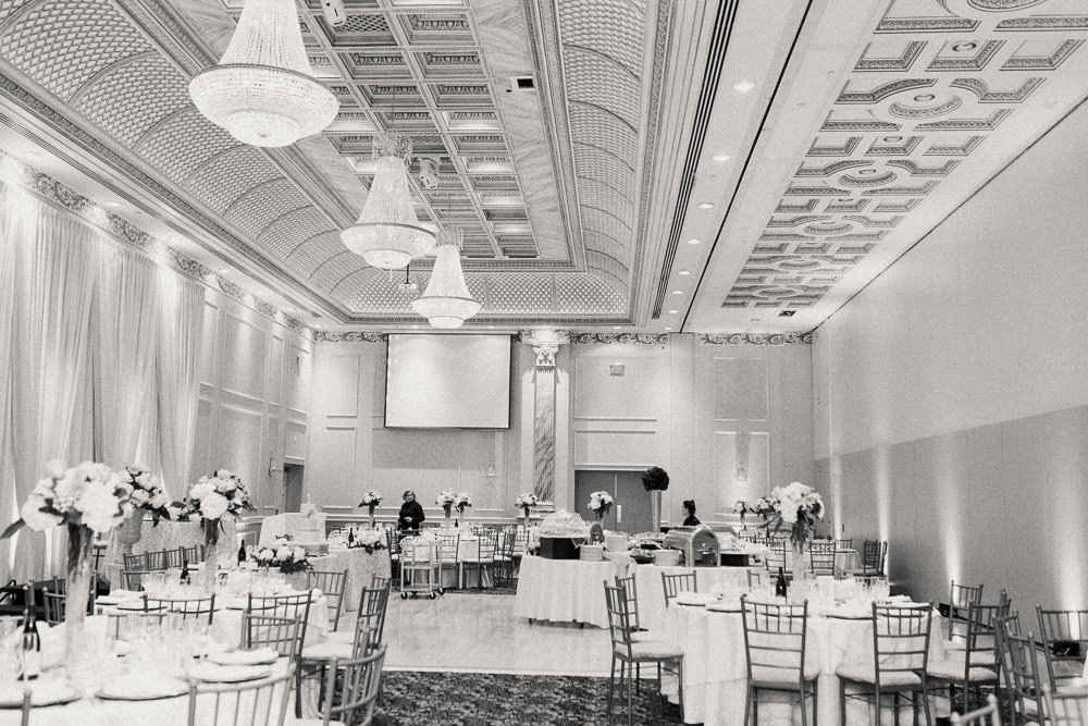 Niagara Wedding Reception