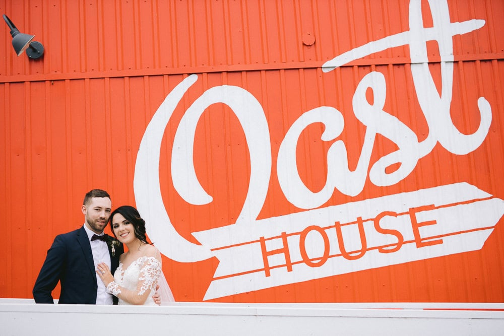 Oast House Wedding