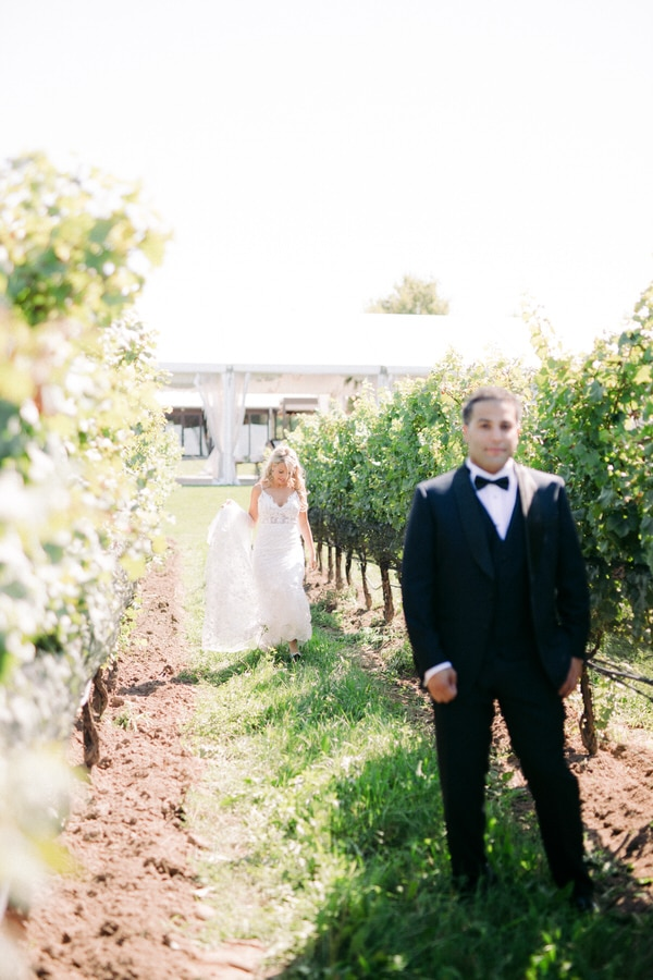 Ravine Winery Wedding