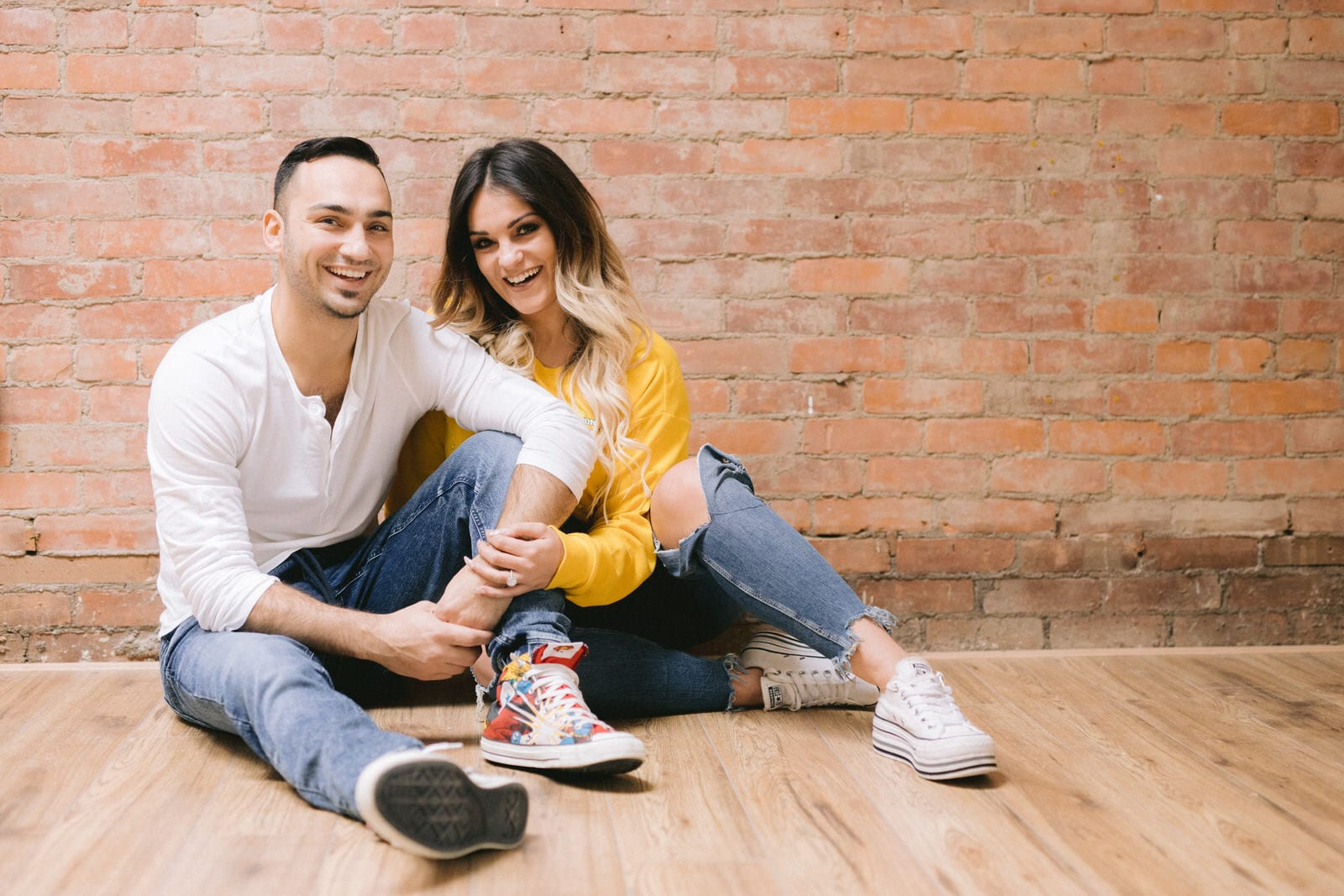 Engagement Photos in St. Catharines