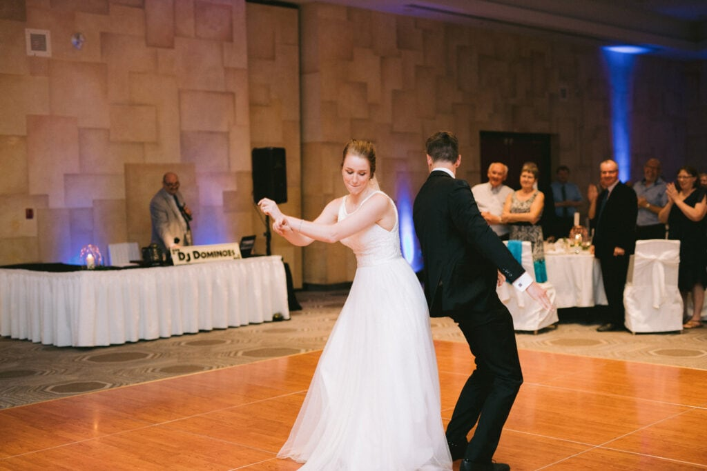 First Dance Inspiration at White Oaks Niagara On The Lake